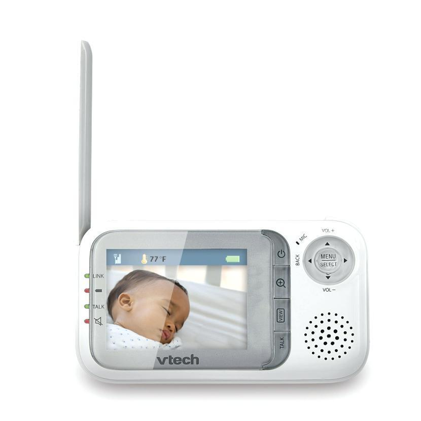 VTech VM301 Safe /& Sound Additional Camera for VM321 Baby Monitor 1000ft Range